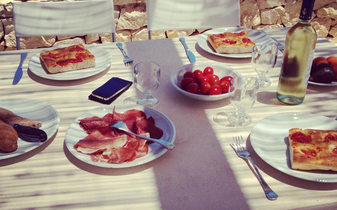 In love with Puglia